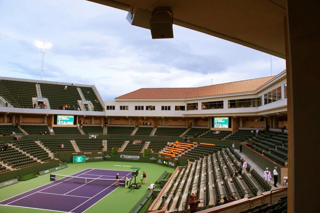 Indian Wells Tennis Garden, Glumac, Palm Springs, California