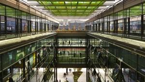 Amazon Headquarters, Design Assist, Glumac
