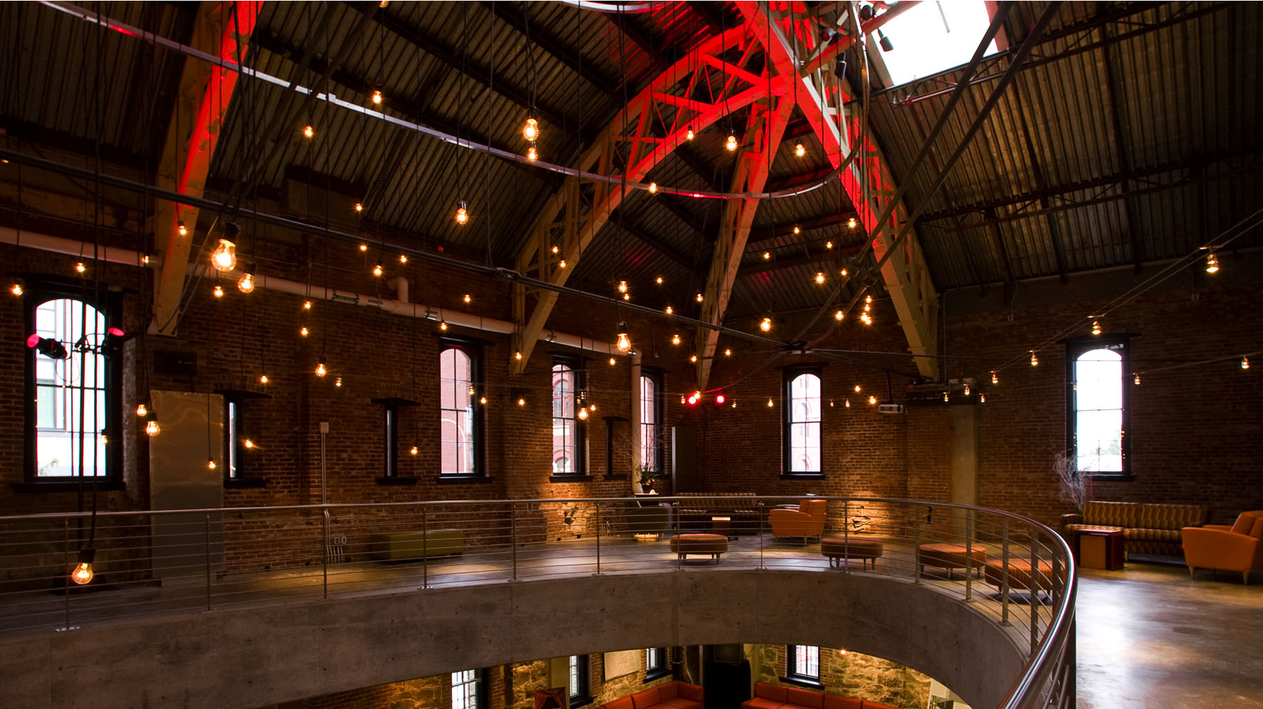 Gerding Theater The Armory, Glumac,