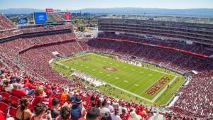 Levi's Stadium, Santa Clara, California, Glumac