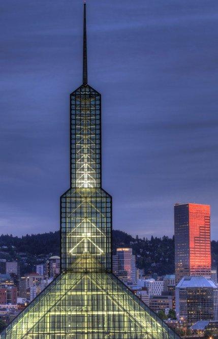 Oregon Convention Center - Glumac Building Commissioning