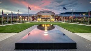 Oregon Military Department Withycombe, Clackamas, Oregon, Glumac