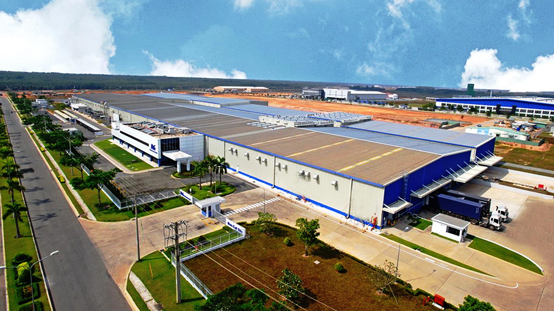 Proctor & Gamble, P&G, Manufacturing, Vietnam