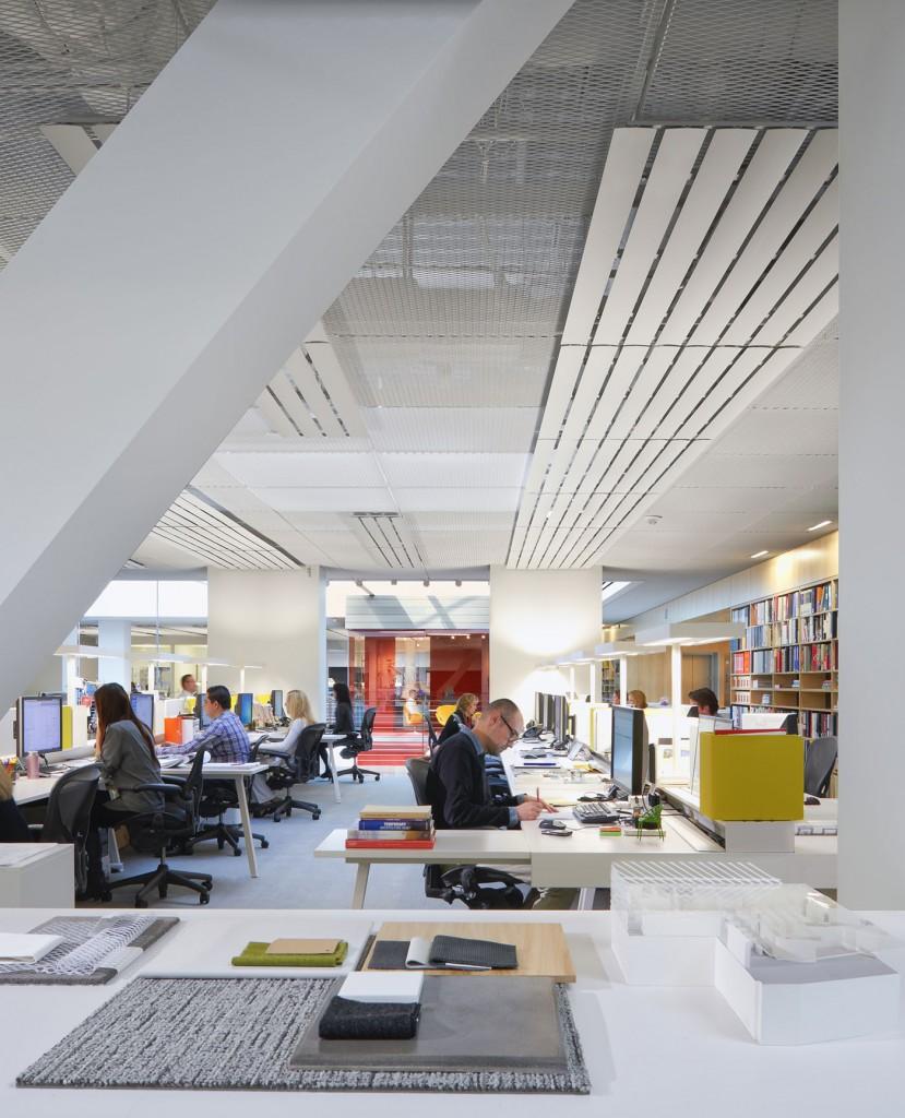 Radiant Heating and Cooling design strategies Gensler LA Robin Gobuty