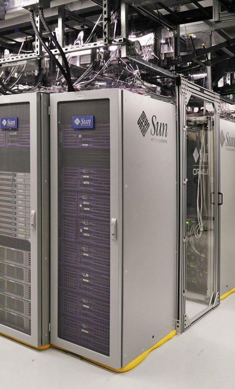 Sun Data Center, Santa Clara, Oracle, Glumac