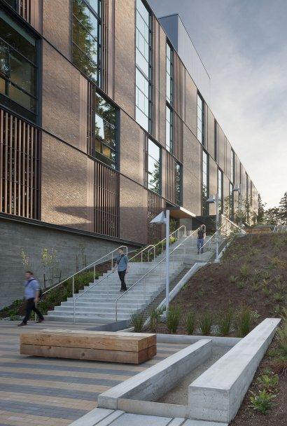 UW Discovery Hall - Glumac MEP Engineering