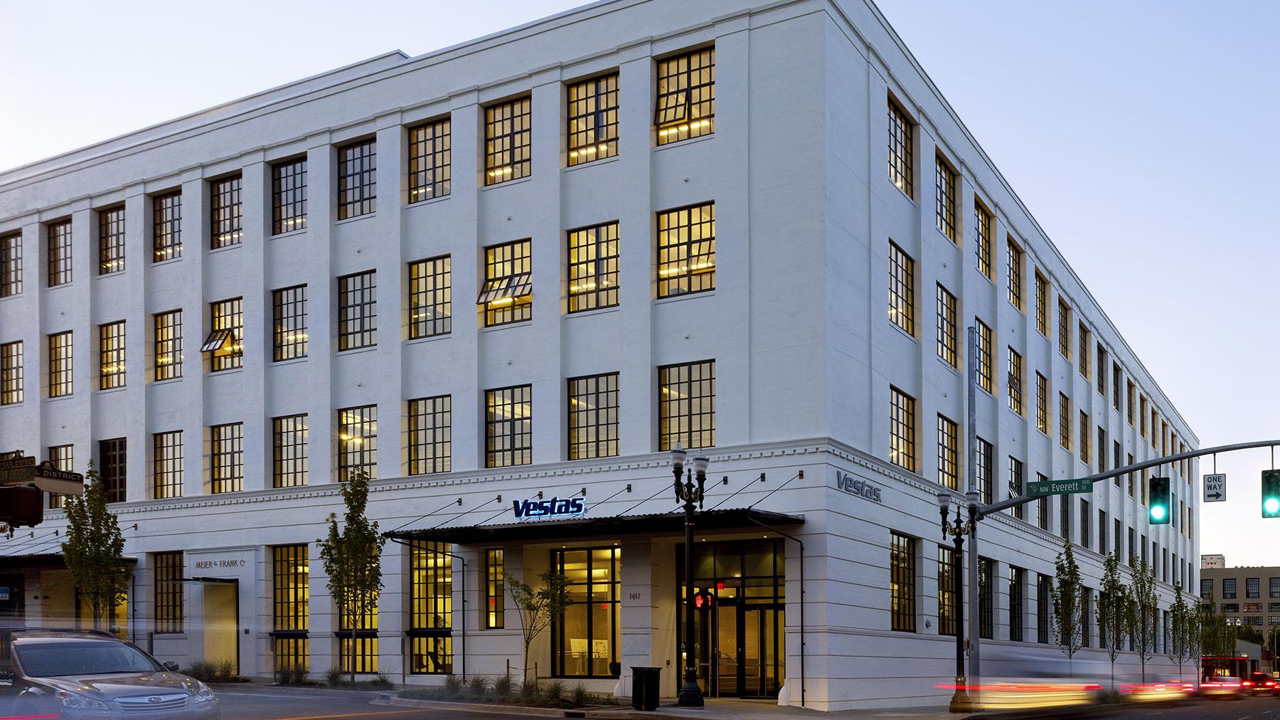 Vestas HQ - Glumac MEP Engineering