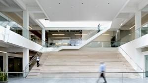 Vestas HQ Interior, Portland, OR, Glumac