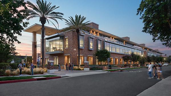 Keck Center - Glumac MEP Engineering Irvine