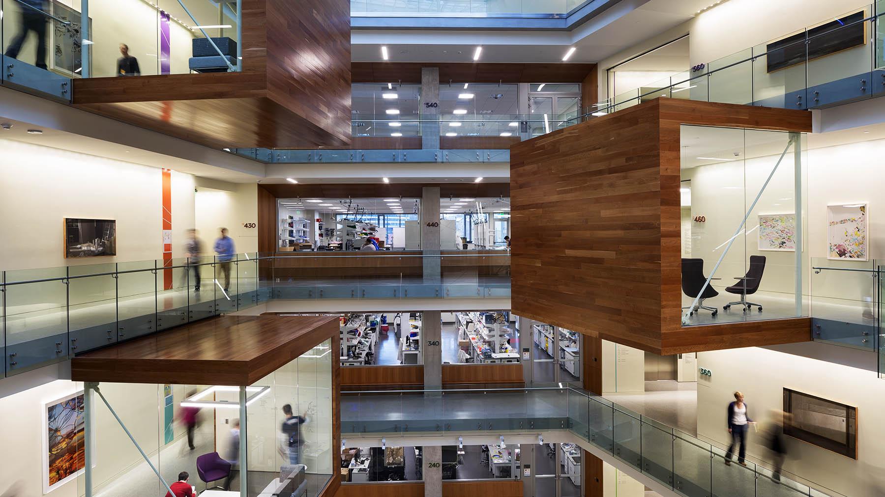 Allen Institute Seattle, Glumac Sustainable Building Design