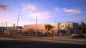 LA Expo Line Maintenance Facility, Glumac
