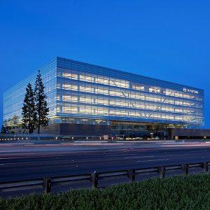 Hyundai Headquarters Exterior