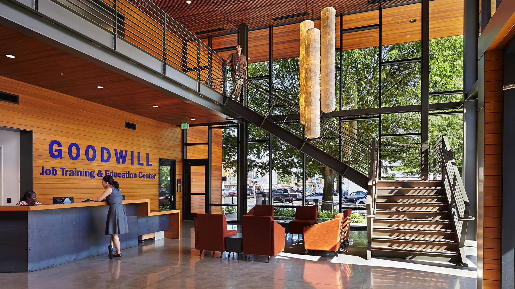 Goodwill Job Training and Education Center, Glumac Building Commissioning