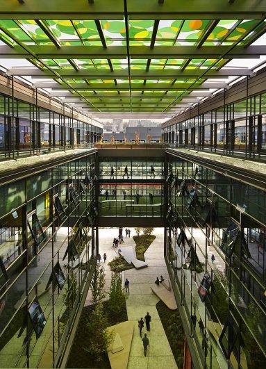 Amazon HQ - Glumac MEP Engineering