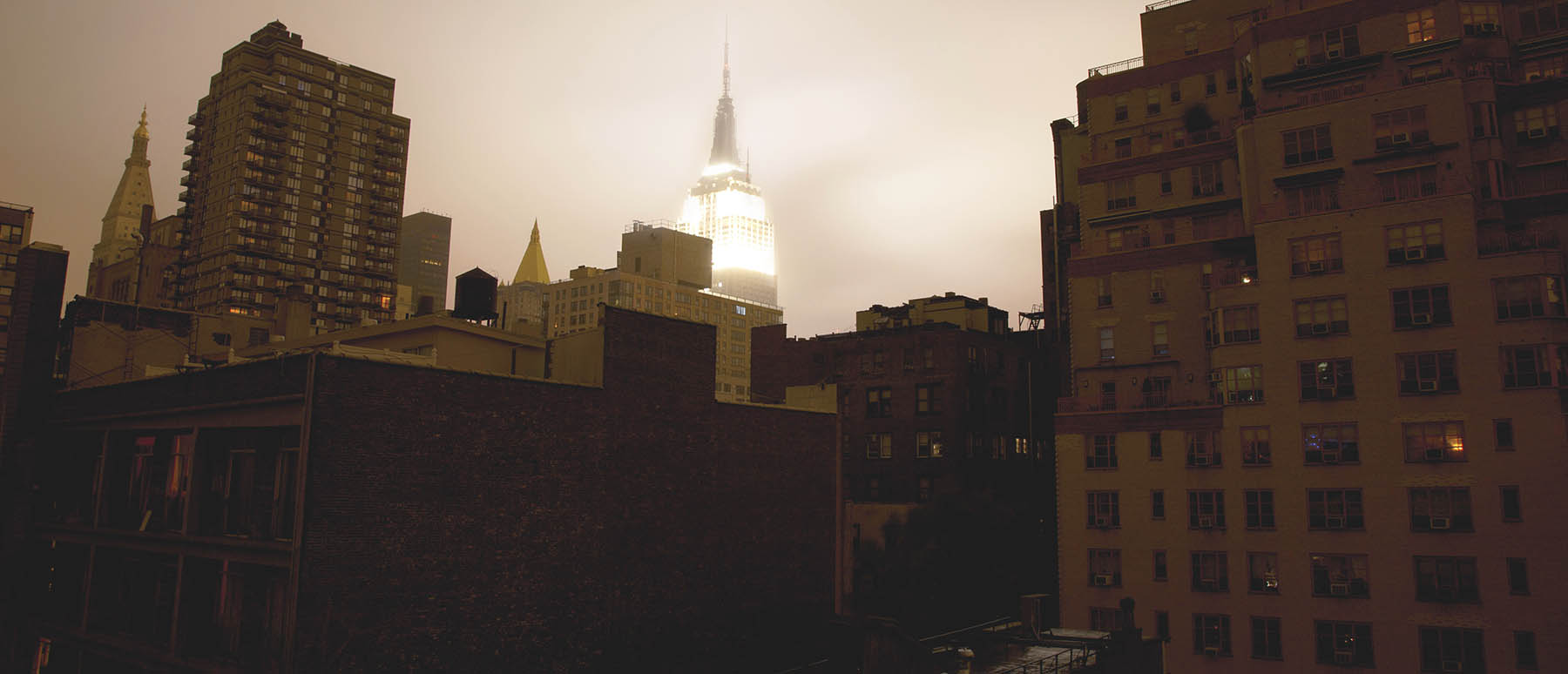 Resilient Design - Manhattan without Power