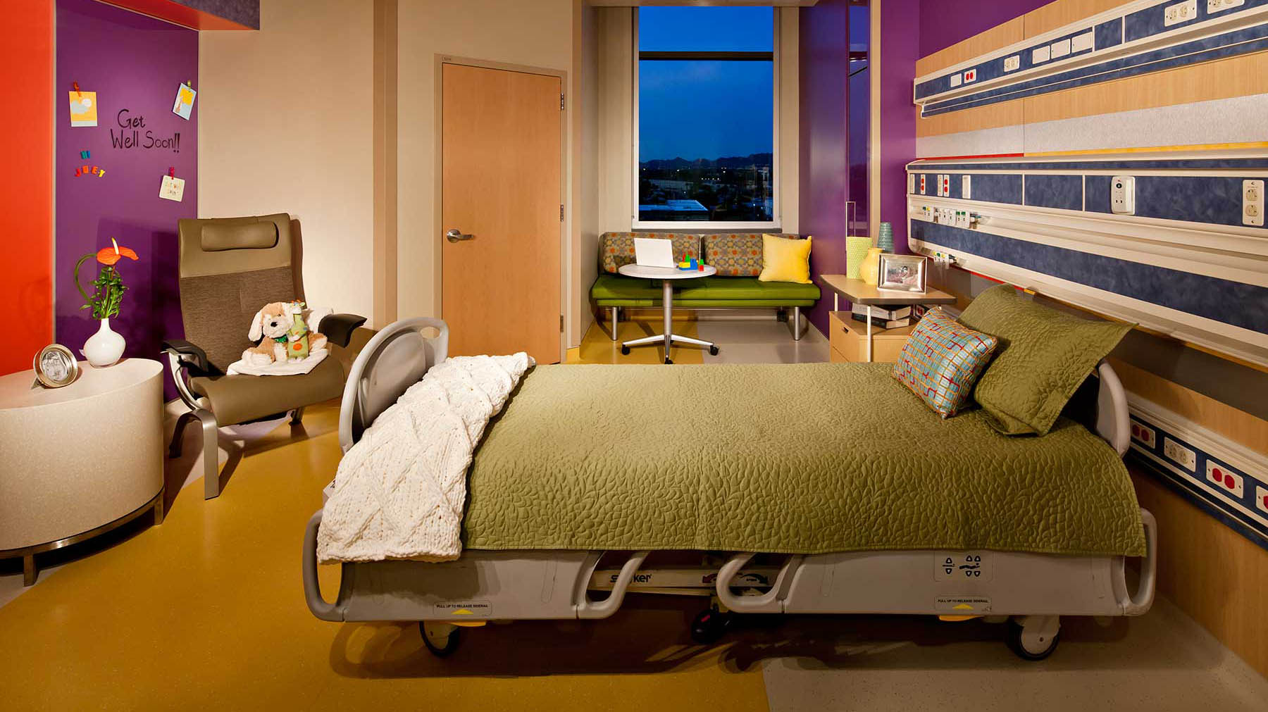 Phoenix Children's Hospital - Glumac Building Commissioning