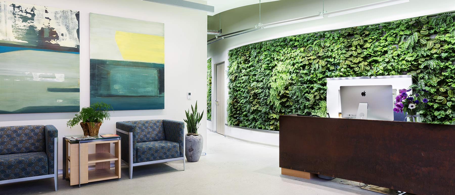 Architecture firm Arch|Nexus' new headquarters office in Sacramento