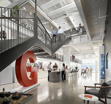 Gensler San Diego - Glumac MEP Engineering