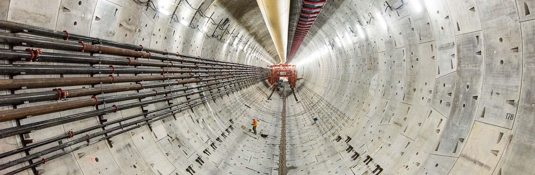 SR-99 Tunnel - Glumac Building Commissioning