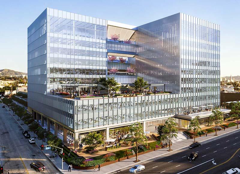 Lumen Building - Glumac MEP Engineering Los Angeles