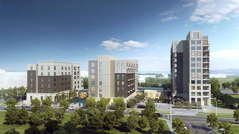 Austin Domain Senior Living - Glumac Sustainable Building Design