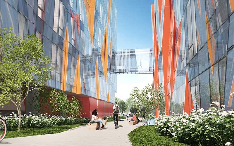 University of Washington, Seattle School of Medicine 3.2 - Glumac Sustainable Building Design